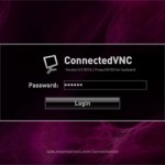 ConnectedVNC login